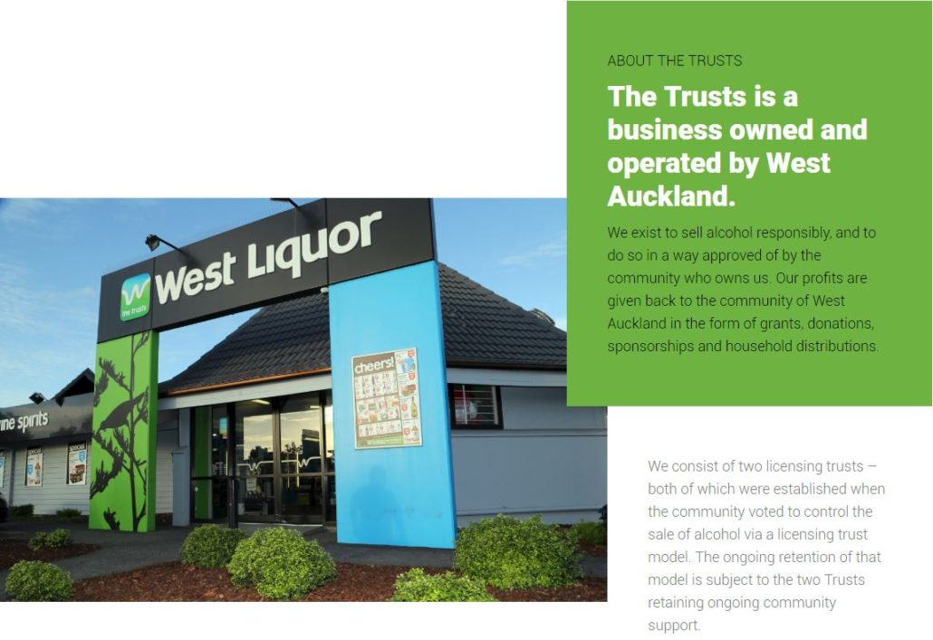 West Auckland - Owners of West Liquor