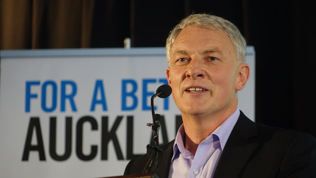 Phil Goff: for a better Auckland